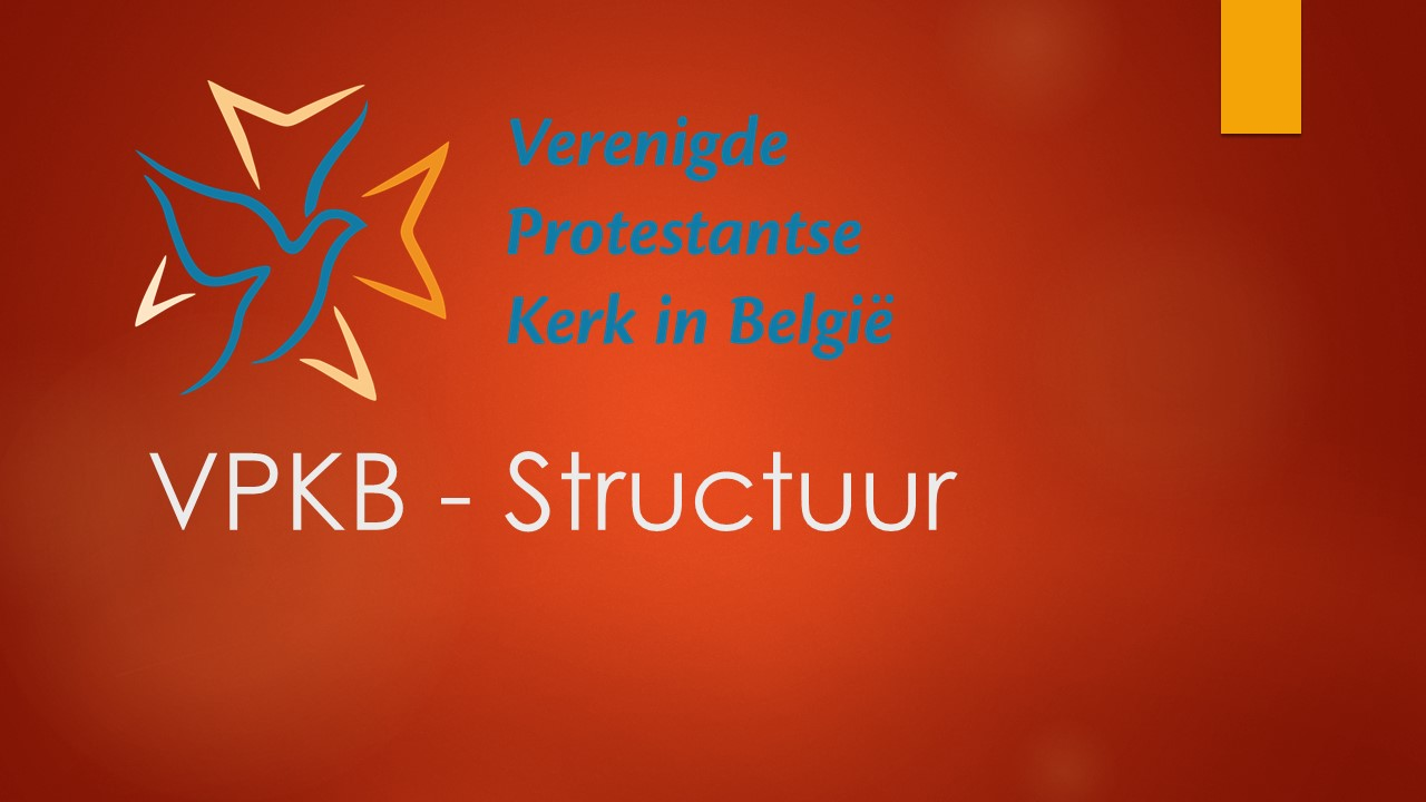 E-Learning VPKB Structuur